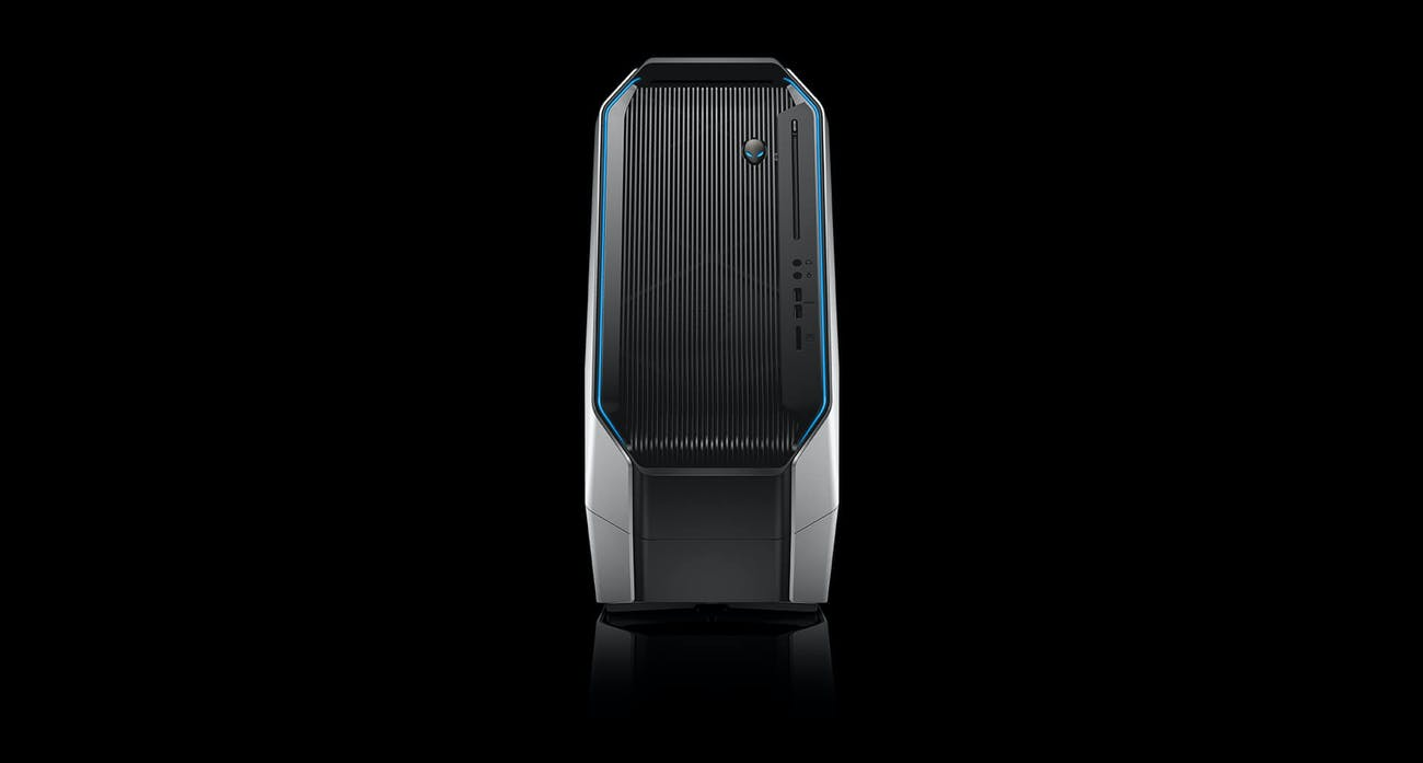 Alienware Area-51 New Machine