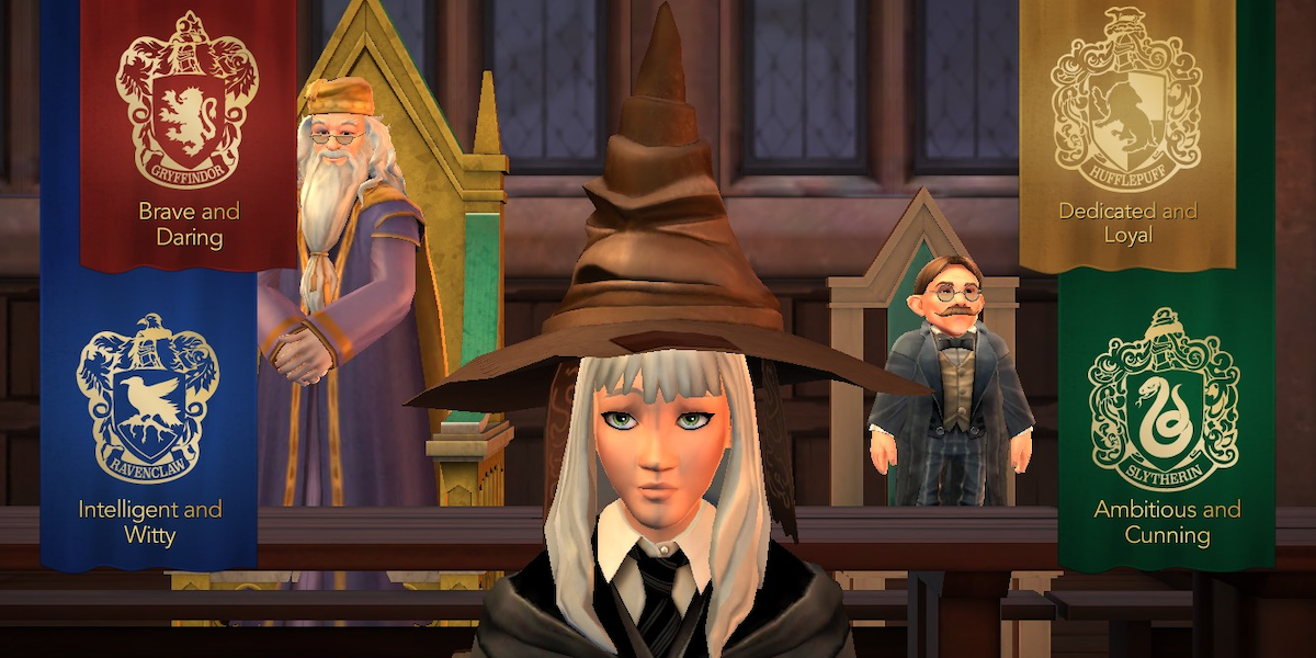 Hogwarts is Here   Social Network for the Wizarding World