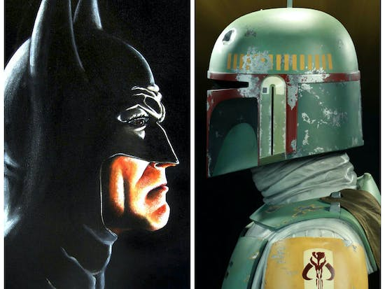 Who Would Win if Batman Actually Fought Boba Fett?