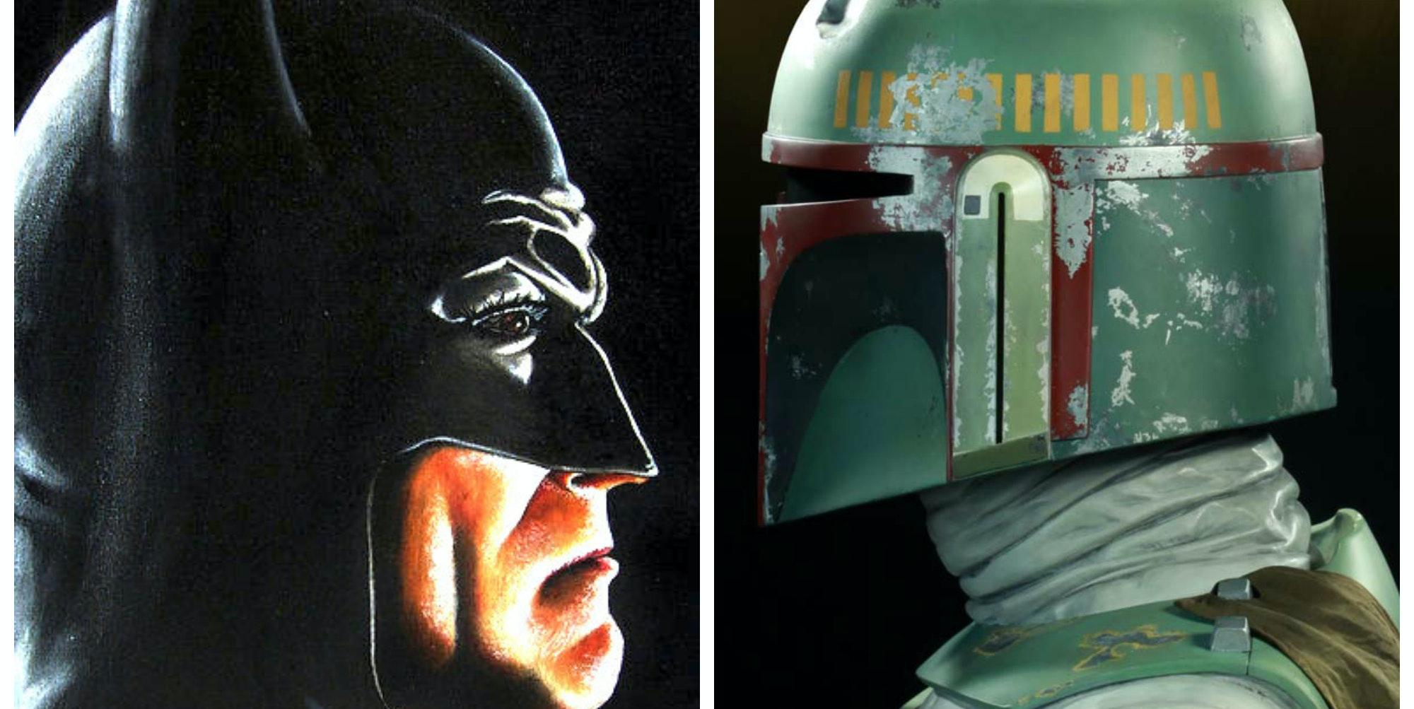 Who Would Win if Batman Actually Fought Boba Fett?