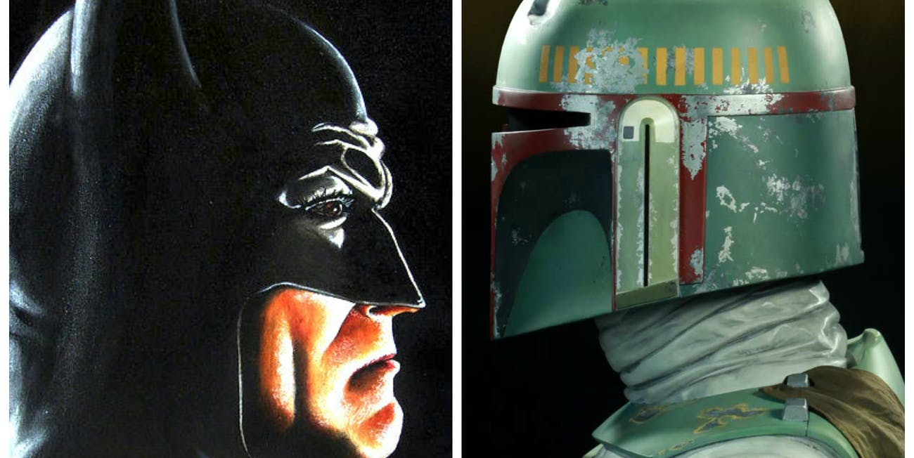 Who Would Win If Batman Actually Fought Boba Fett Inverse