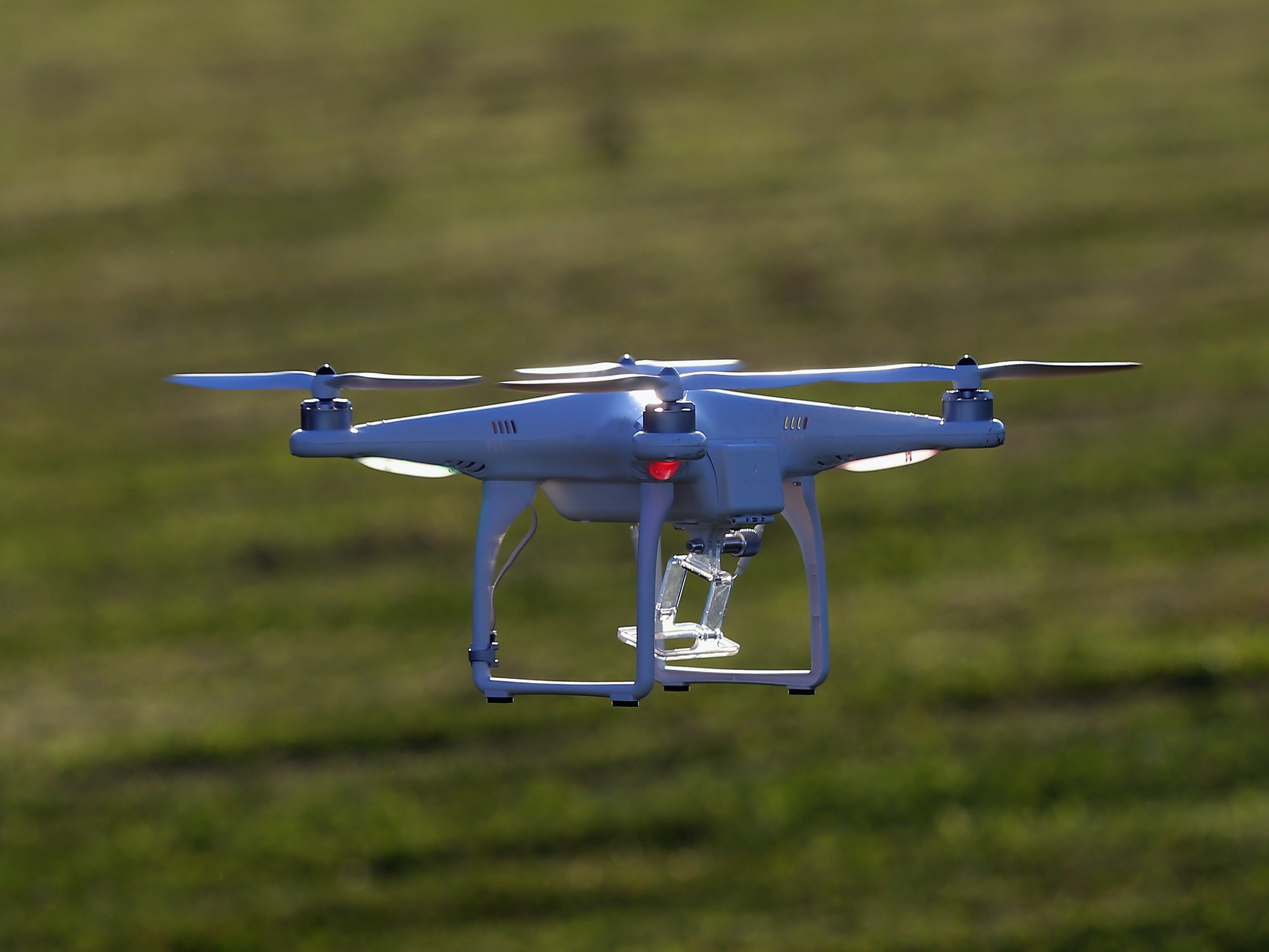 Soon, you could pilot a drone remotely.