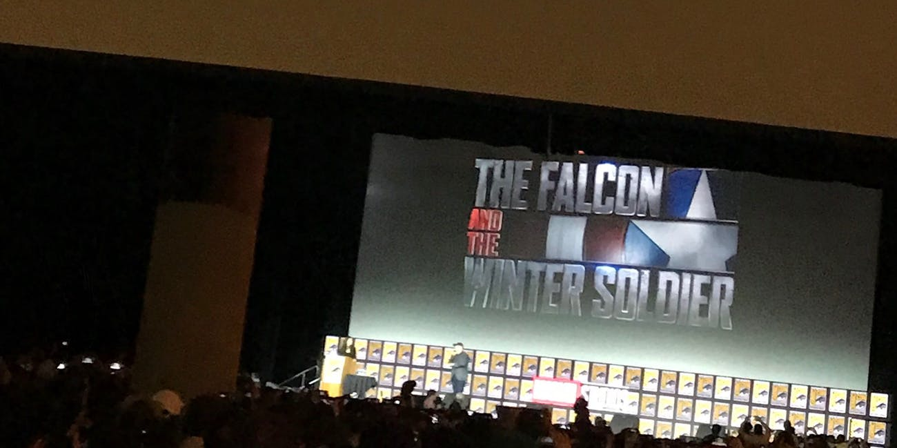 Marvel Phase 4 panel sdcc