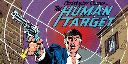 Human Target from the original comics.