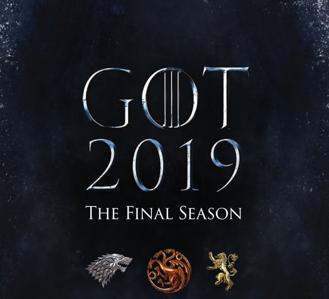 Game Of Thrones Wastes Our Time With A Season 8 Poster Inverse