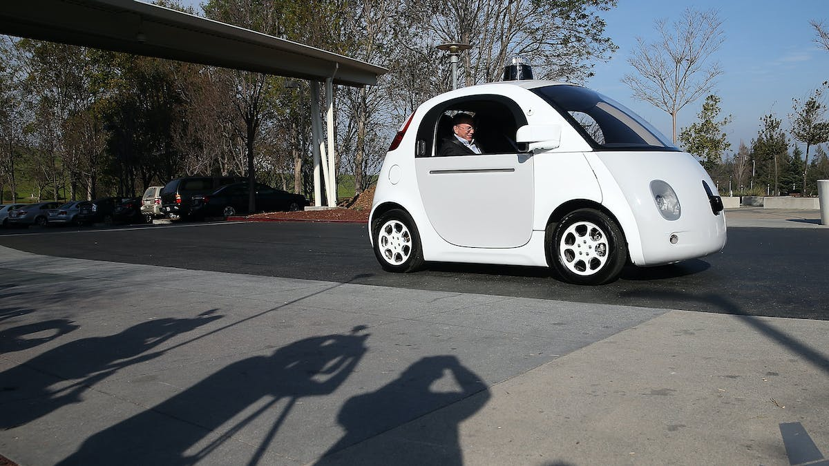 Who's to Blame for When Somebody Dies in a Driverless Car