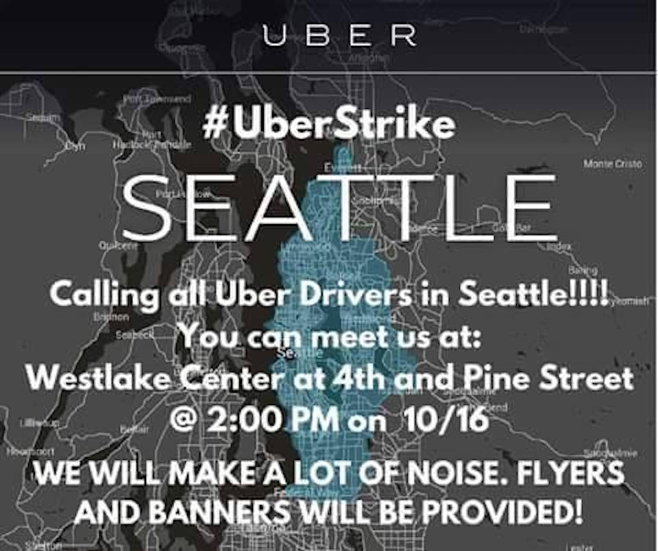 Uber Drivers Will Strike This Weekend | Inverse
