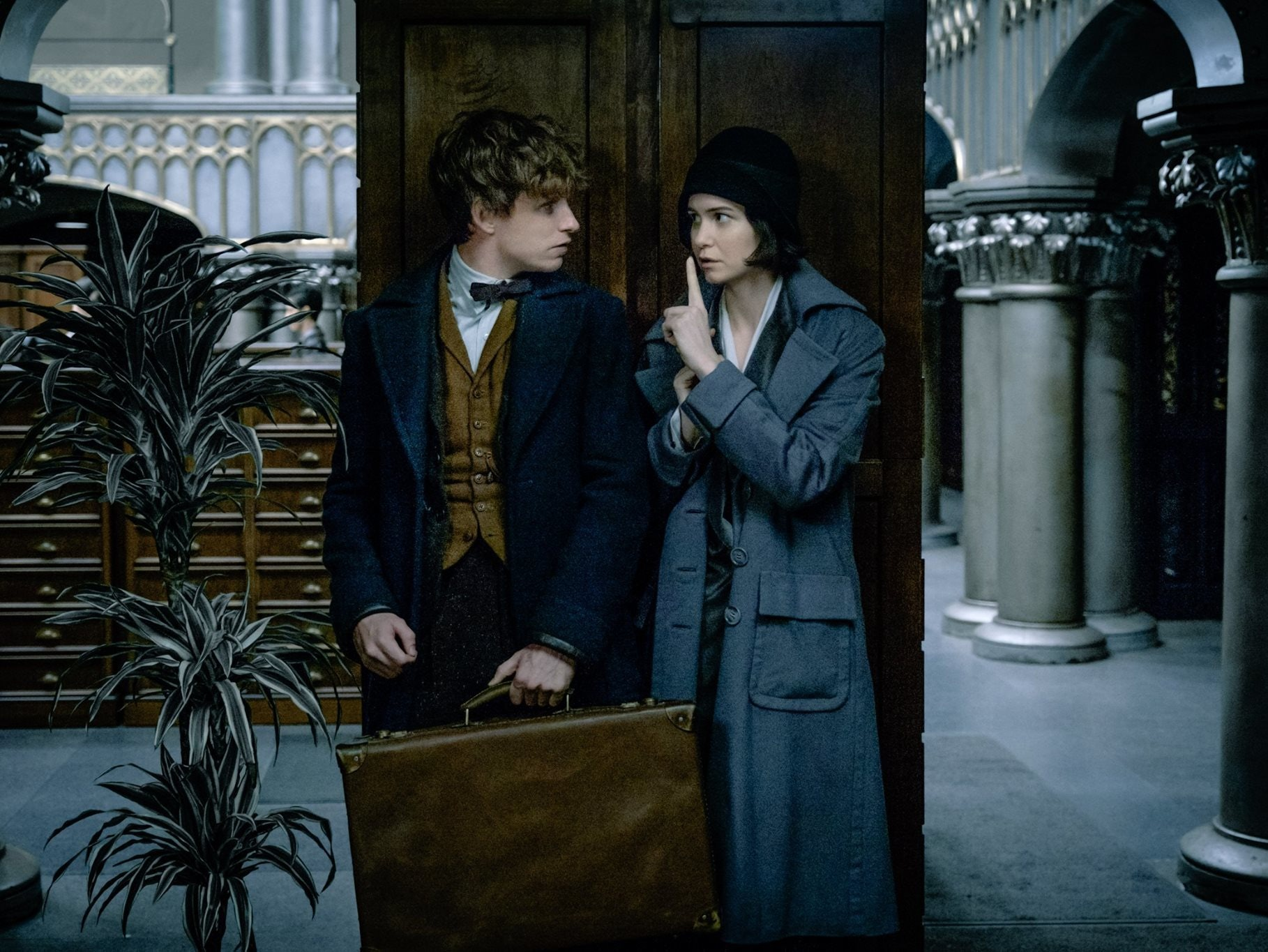 All the 'Harry Potter' Easter Eggs in 'Fantastic Beasts'