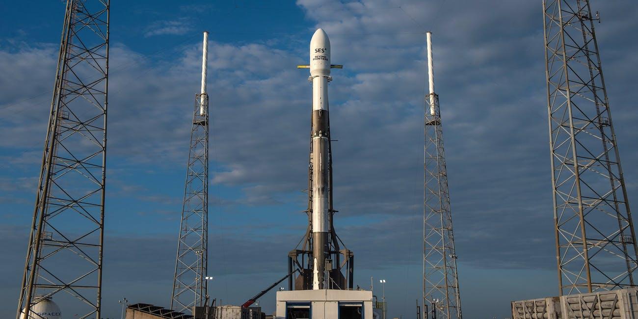 Falcon 9 Block 5