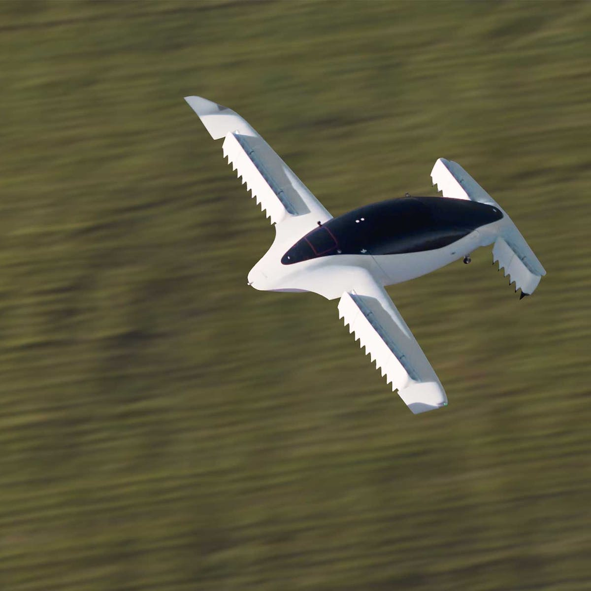 Flying electric taxi startup Lilium completes first flight tests