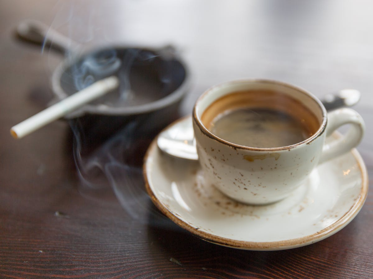 A Neuroscientist Explains How Caffeine and Nicotine Are Linked to Anxiety