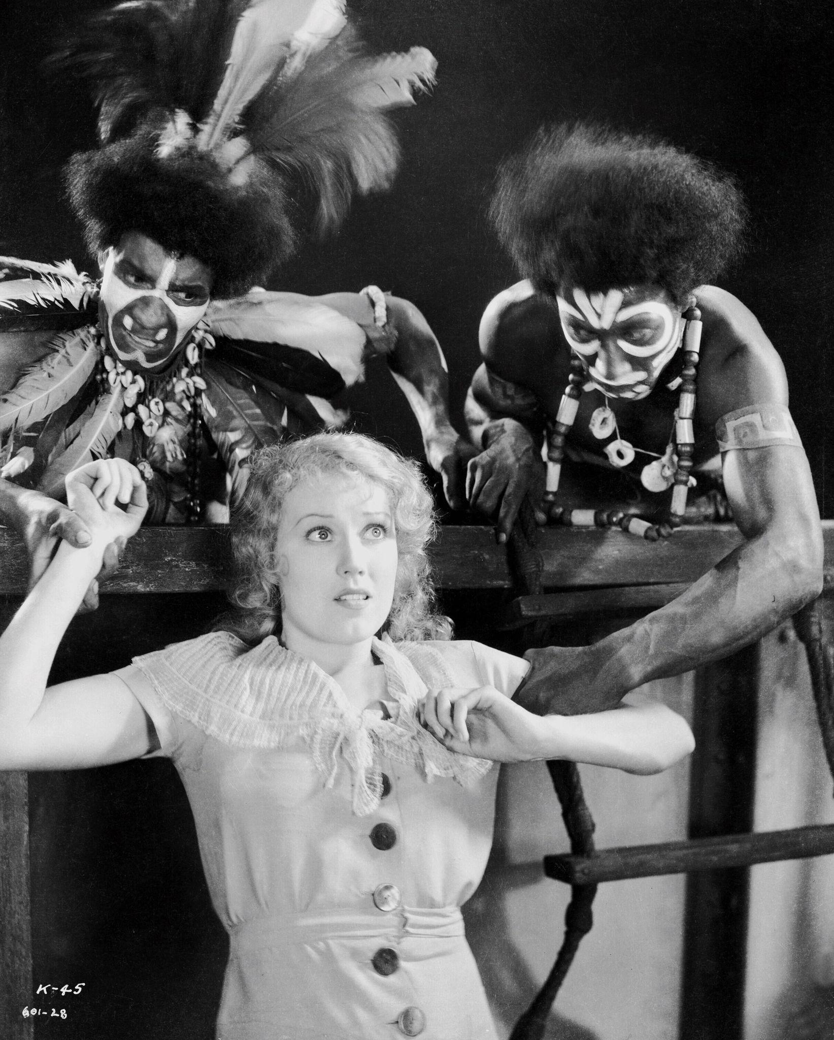 Fay Wray in 1933's 'King Kong'