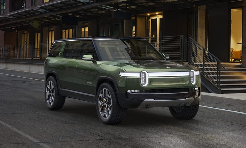 Amazon Accelerates Its Auto Biz With a $700M Investment in EV Maker Rivian