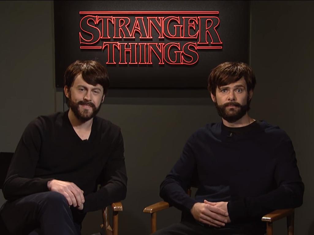 SNL's 'Stranger Things' Sketch Introduces Lucas's Parents
