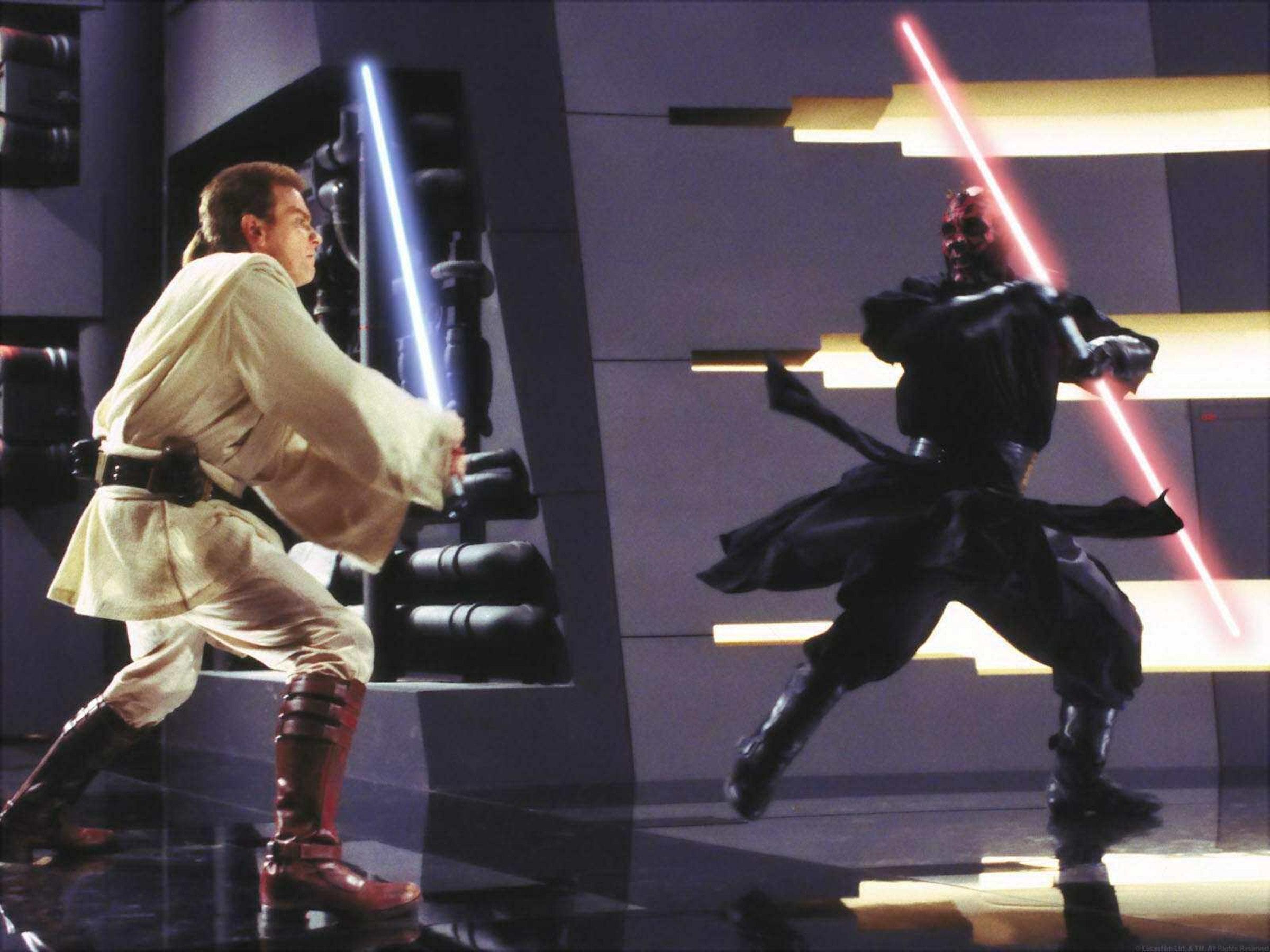 Obi-Wan Could Totally Kill Darth Maul in 'Star Wars Rebels''