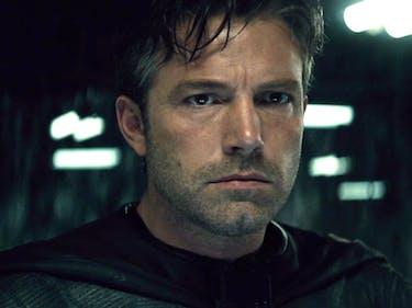Ben Affleck Denies Suspicion He's Leaving Batman Completely