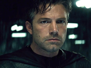 Ben Affleck Denies Suspicion He's Leaving Batman Completely