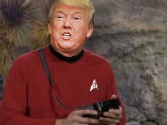 Starfleet Would Absolutely Fire Donald Trump on 'Star Trek'