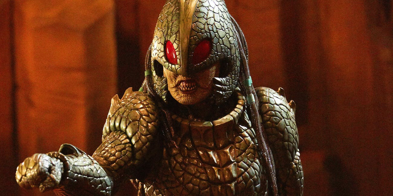 """The Empress of Mars is certainly a """"new kind of Ice Warrior."""""""