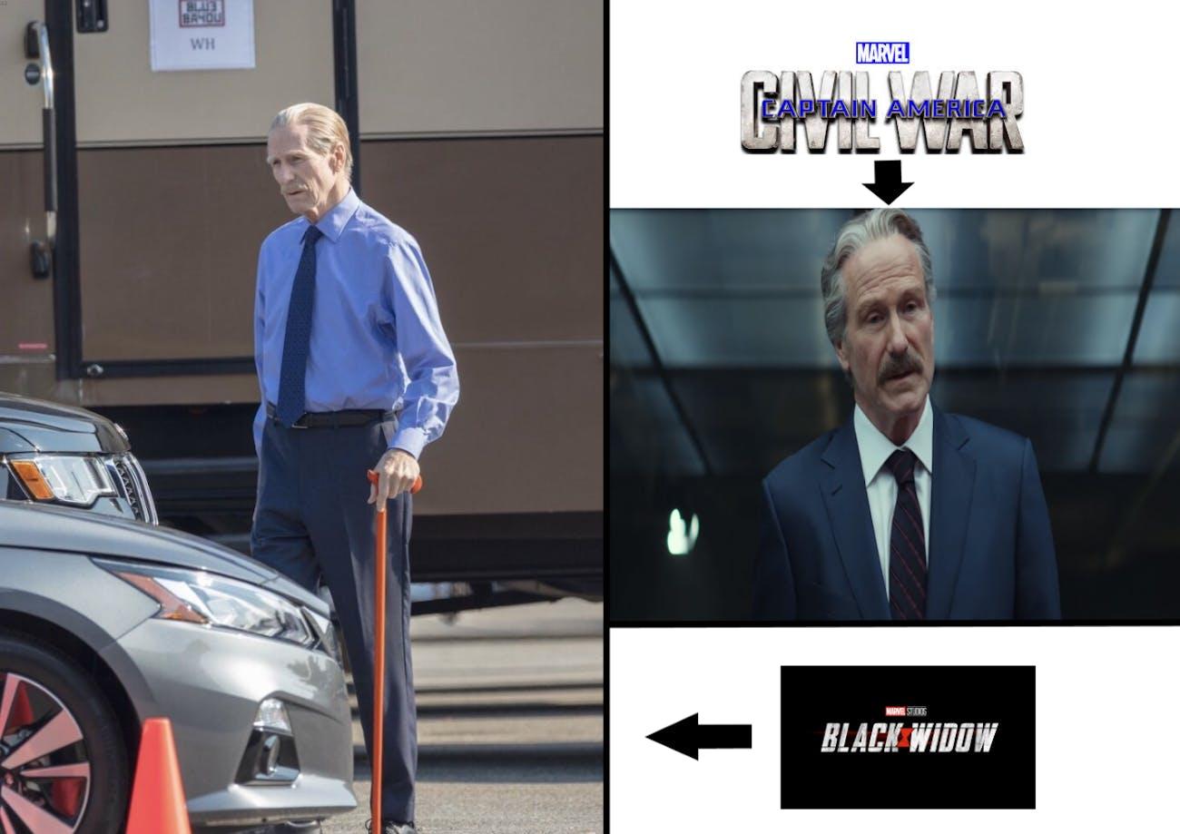 Black Widow MCU Phase 4