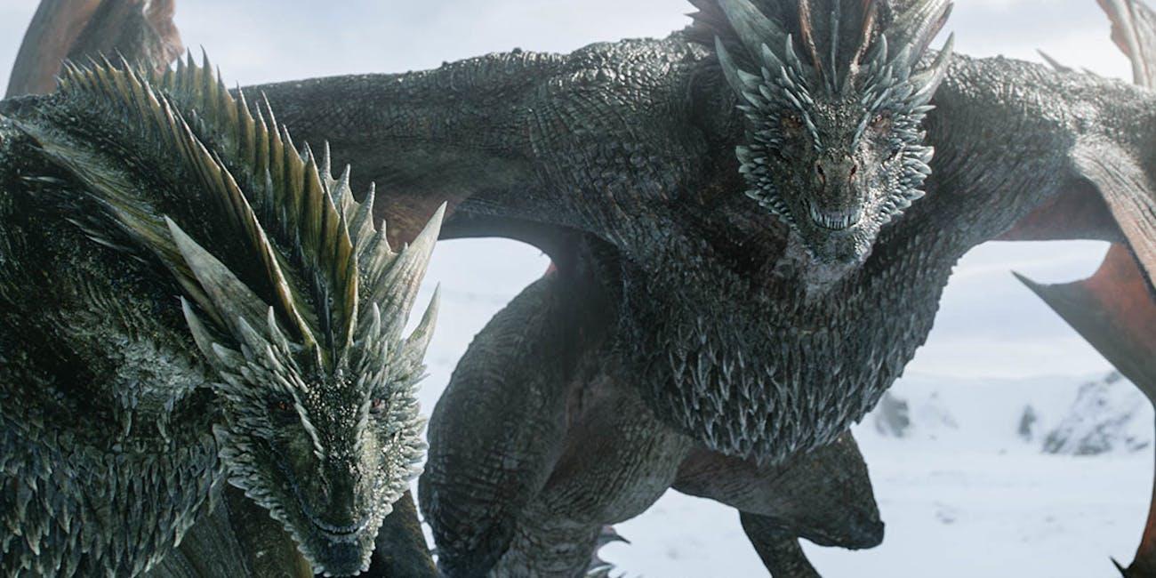 Game of Thrones' Season 8: Jon Snow's Dragon Ride Has a Deeper