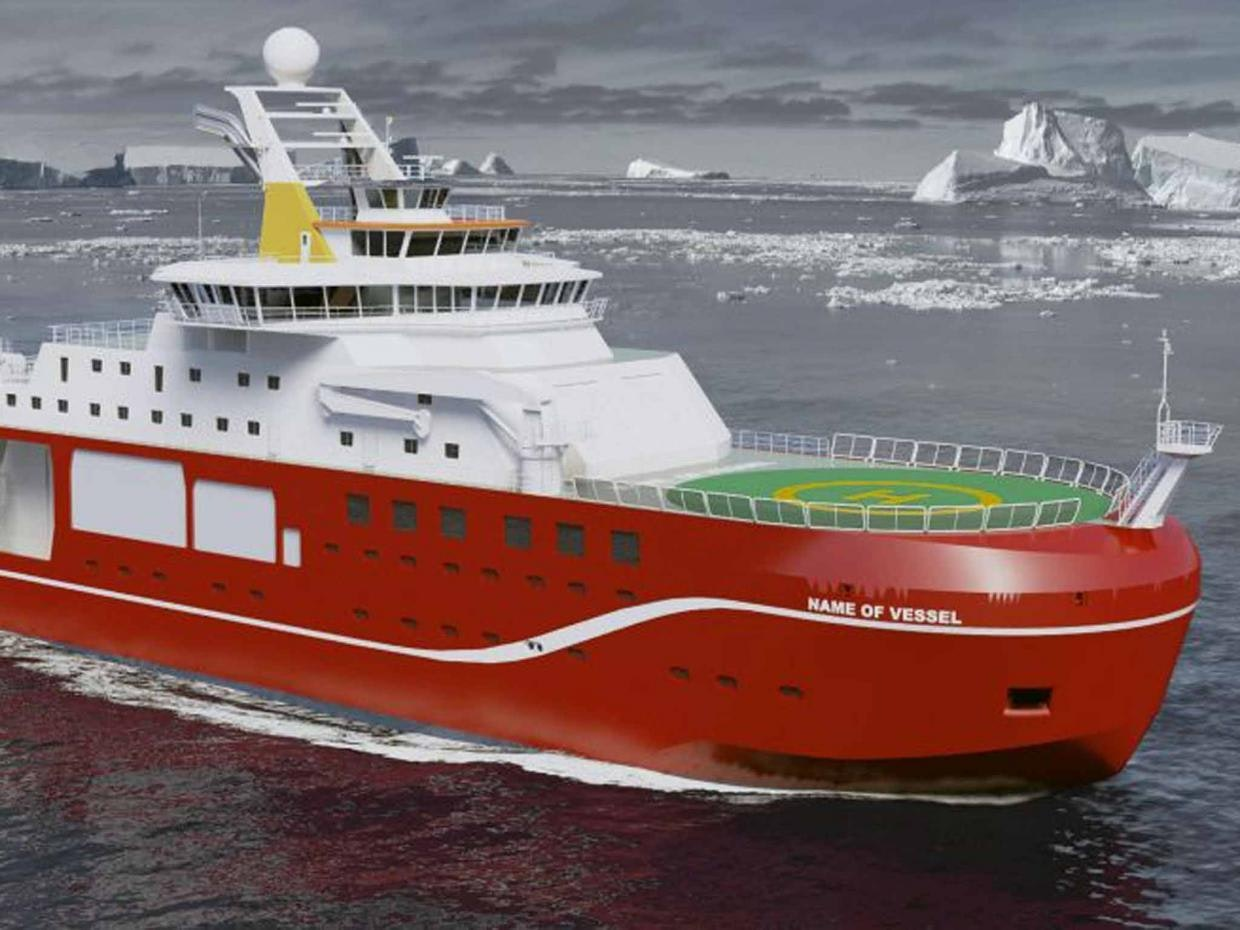 Why the U.K. Research Vessel 'Boaty McBoatface' Should Be Allowed to Sail