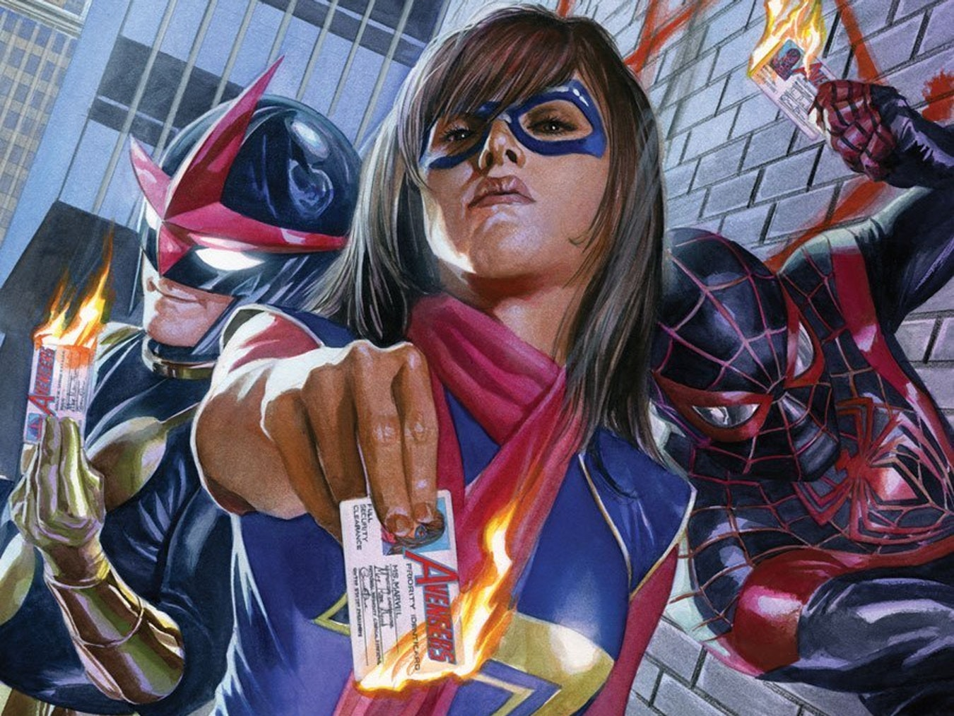 Marvel's Champions Could Be the Ultimate Teen Superhero Show
