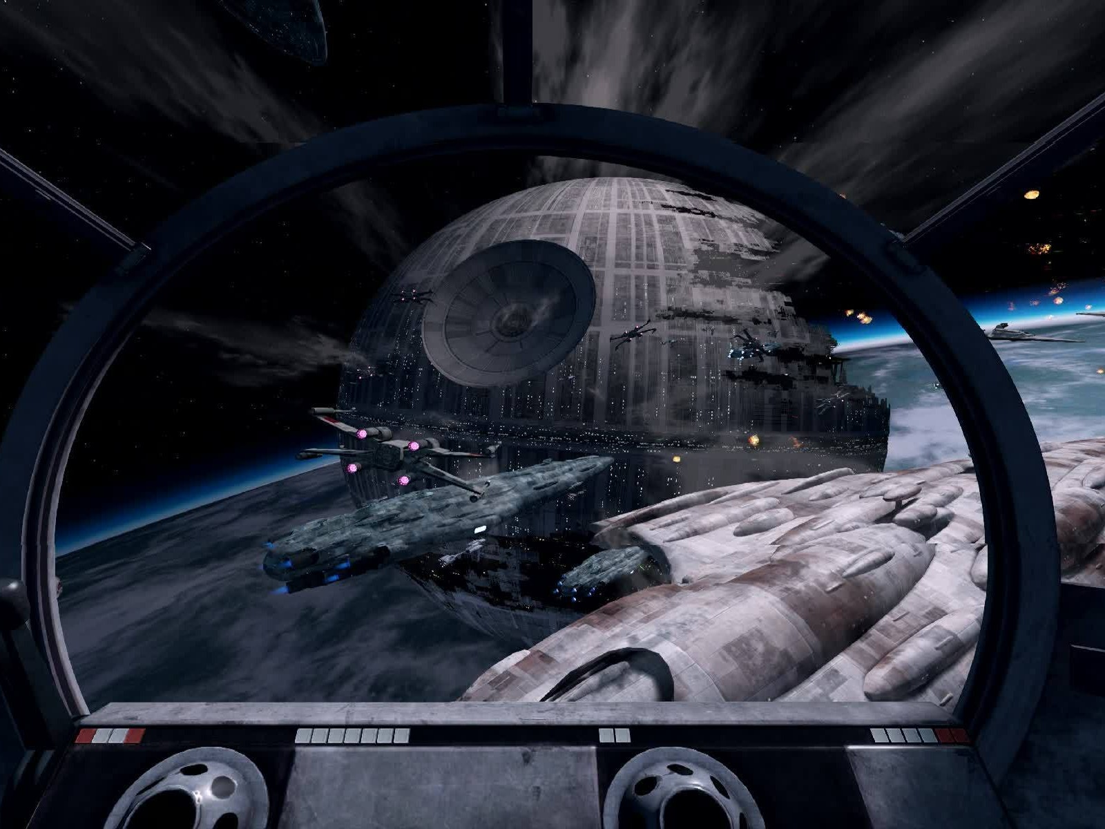 Next Generation 'Star Wars' Arcade Games Hit the Market