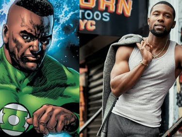 'Moonlight' Lead Might Make 'Green Lantern' His Next Move