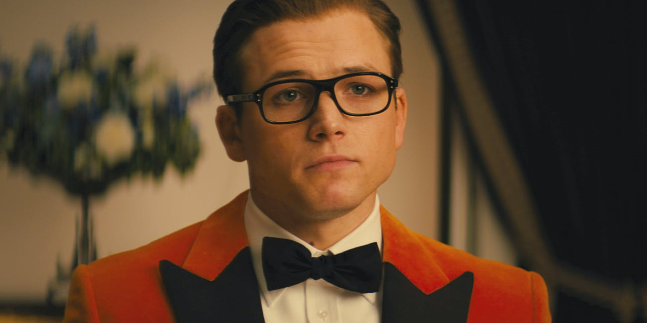 Taron Egerton as Eggsy -- 'Kingsman: The Golden Circle'