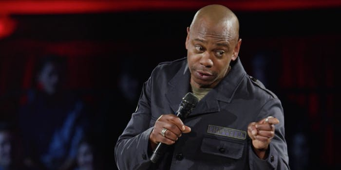 Dave Chappelle Stand Up, Twitter is Freaking Out