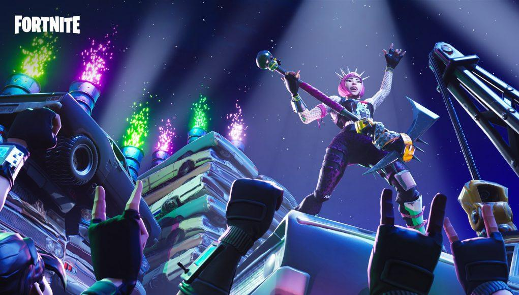 Fortnite' Power Chord Skin Returns in Store Update — Time to Rock
