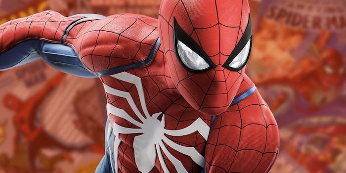 Spider-Man Comics Costume
