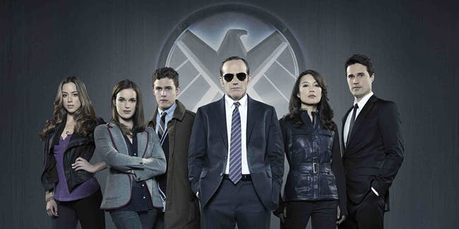 'Agents of Shield'