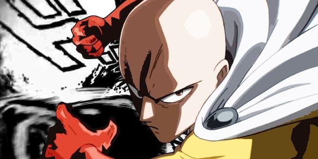 One-Punch Man Saitama
