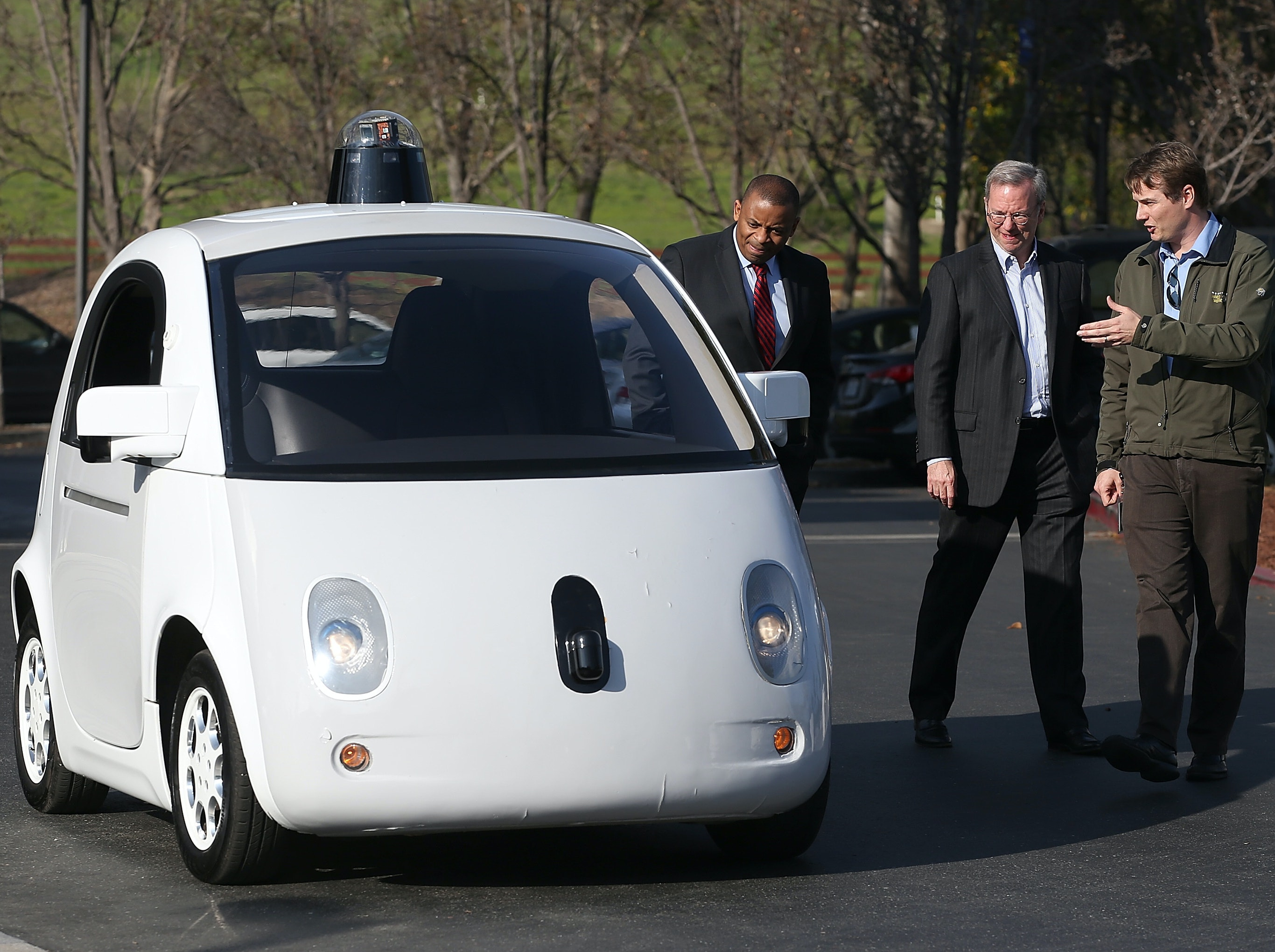 How Will Car Companies Make Driverless Cars Fun?