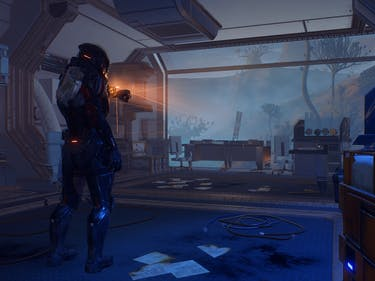 How Crafting Works in 'Mass Effect: Andromeda'