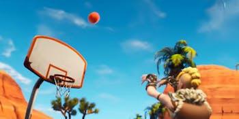 'Fortnite' Basketball