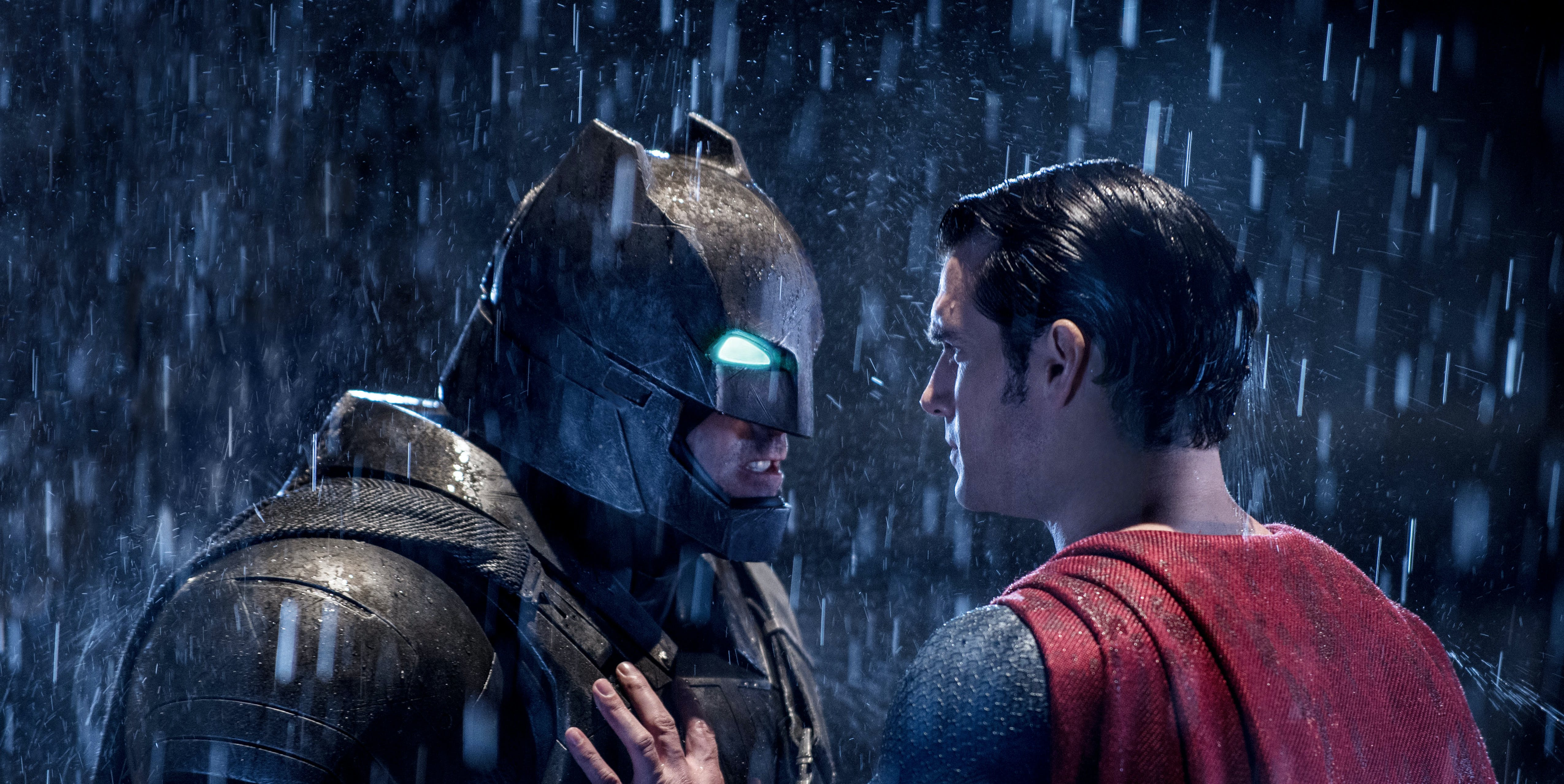 'Batman v Superman' brought back disappointing reviews and numbers last year.