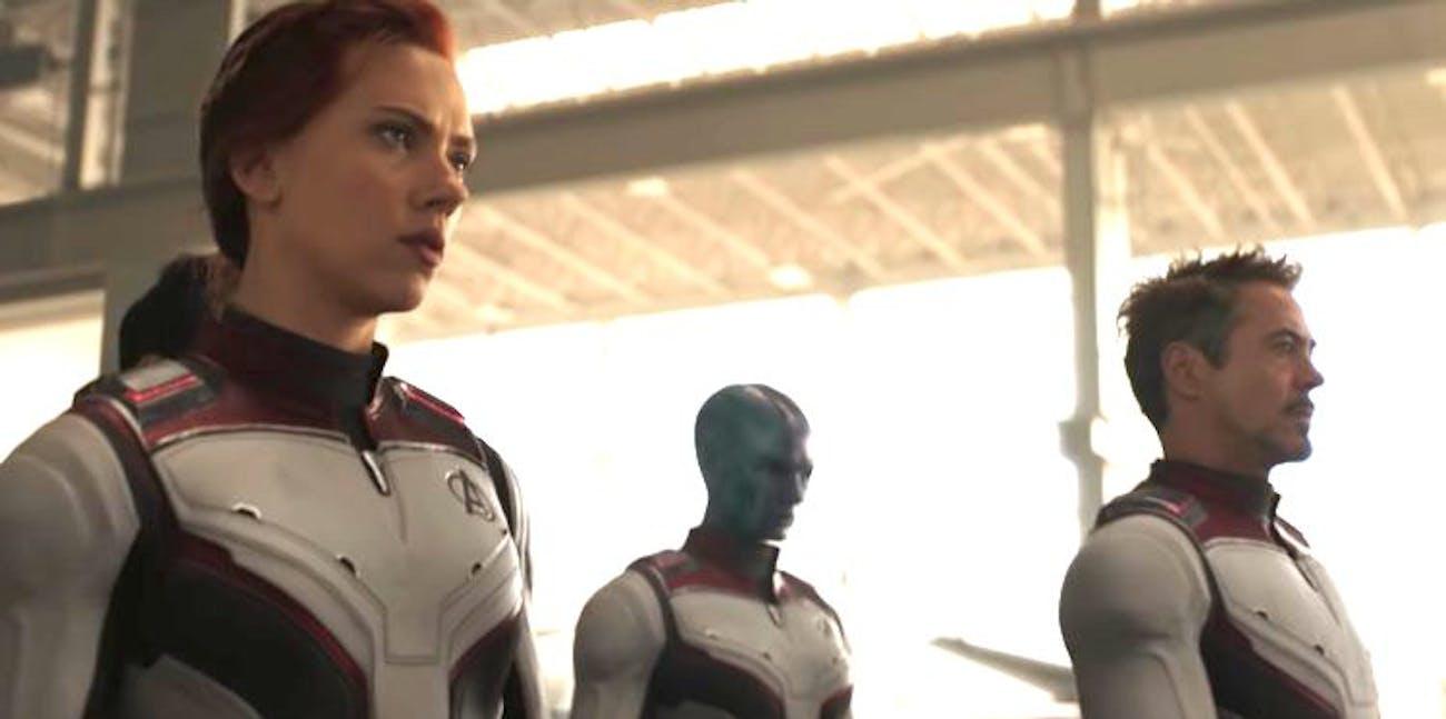 avengers endgame first 20 minutes leak