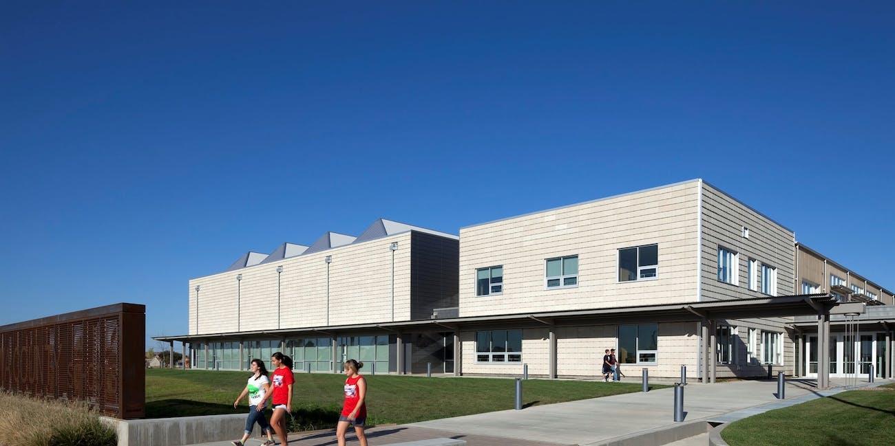 Kiowa County School energy production environmental sustainable future education