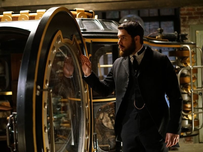 How 'Time After Time' Perfects the Time Travel Show