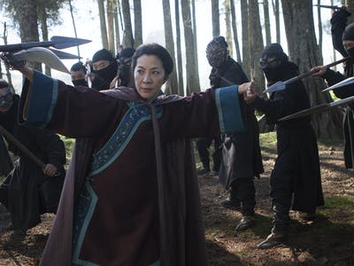 'Crouching Tiger, Hidden Dragon' 2 Trailer Is Grand, Epic, and Totally Implausible