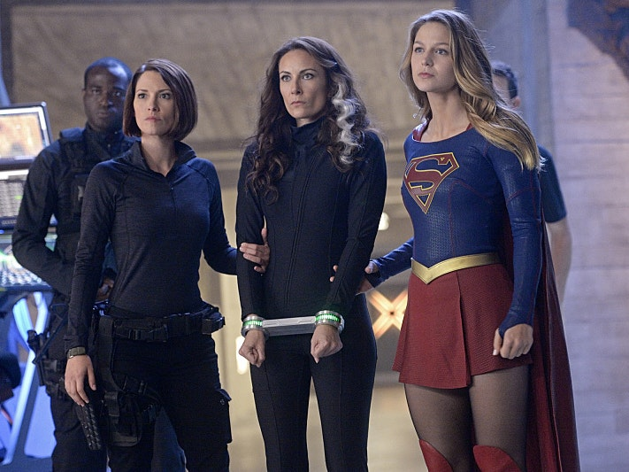 'Supergirl' Fights for the American Way, but What Is That in 2016?
