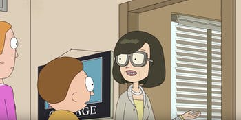 """Susan Sarandon is the next big guest star in """"Pickle Rick."""""""