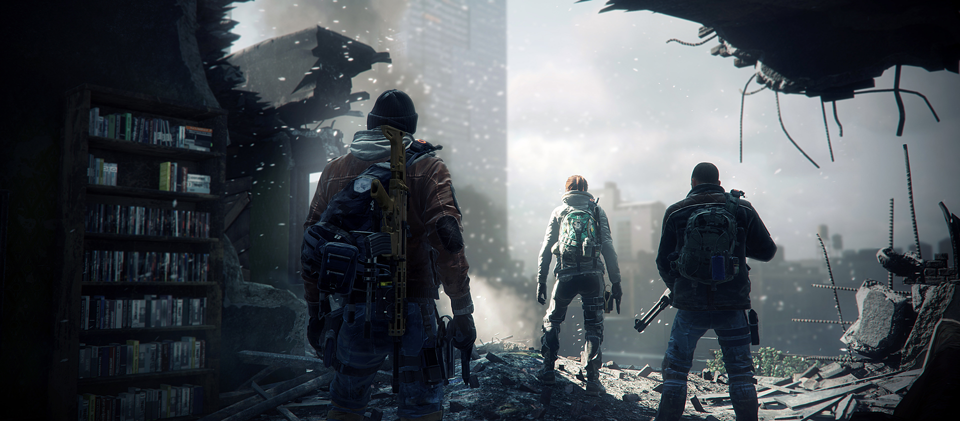 The Division' Needs Improvements, Starting With Loot   Inverse