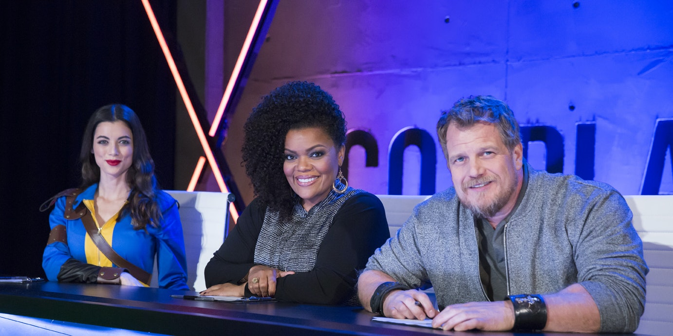 Syfy's 'Cosplay Melee' Is Nerd Culture's 'Project Runway'