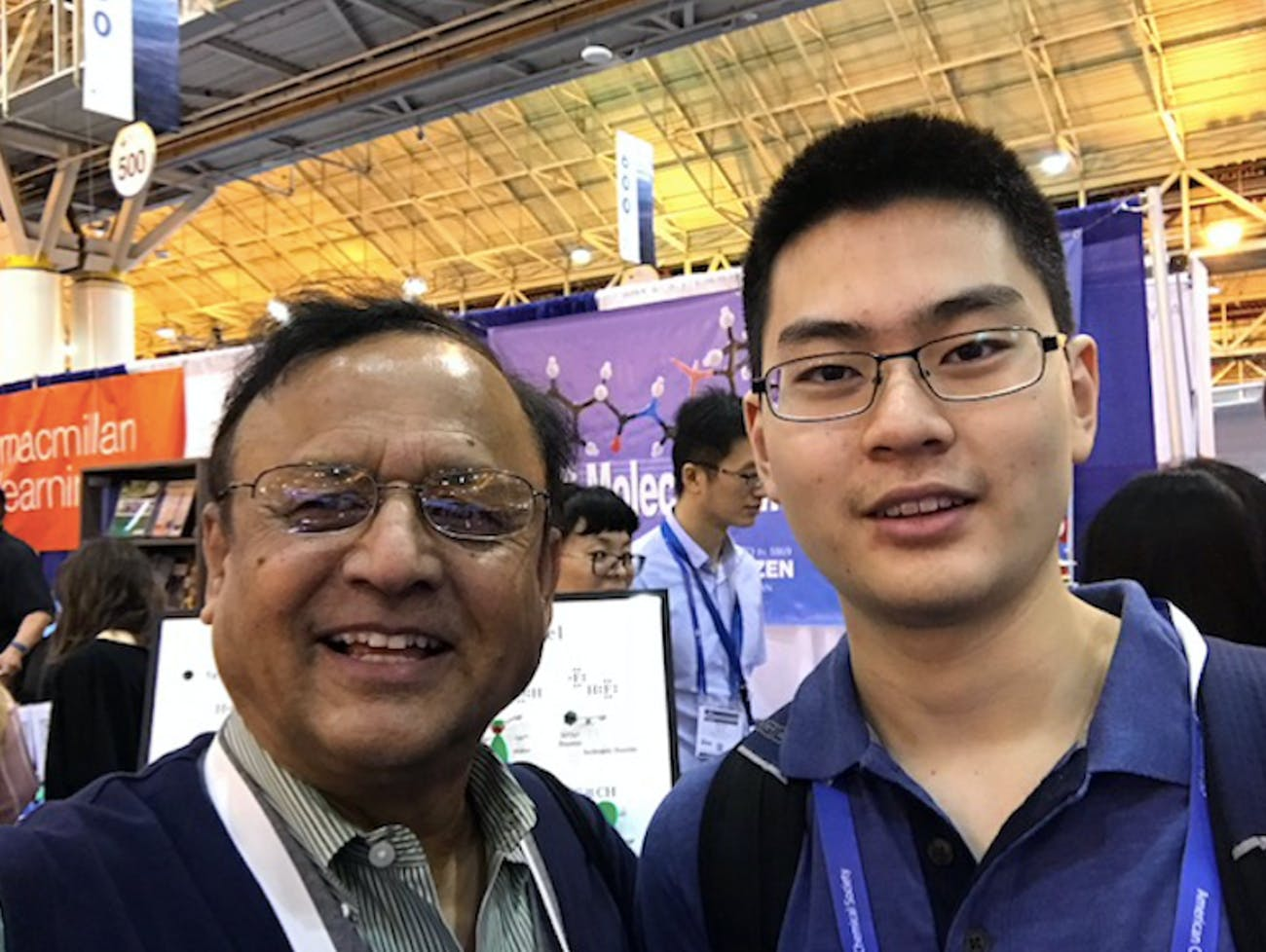 A.K. Fazlur Rahman and George Wang
