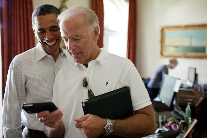 Joe Biden meme Barack Obama