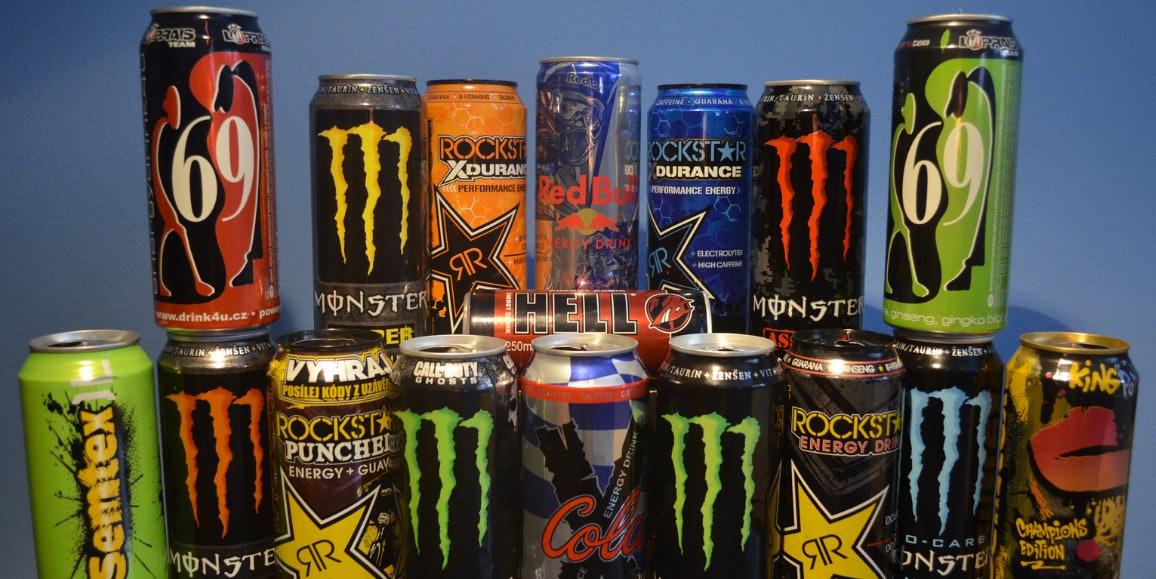 The Dumb Biology of a Three-Week Energy Drink Binge